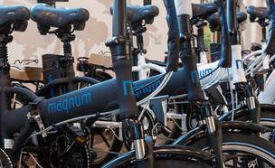 אופני מגנום (צילום: בני גם זו לטובה)