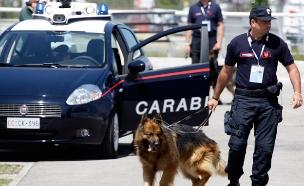 כוחות משטרה באיטליה, ארכיון (צילום: רויטרס, חדשות)