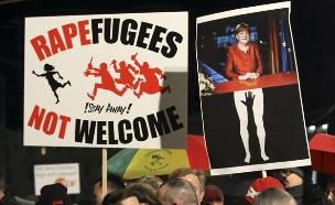 שנאת המהגרים עולה, ועמה גם האנטישמיות (צילום: רויטרס, חדשות)