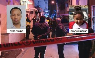 """סילבנה צגאיי, בת ה-13 שנרצחה בת""""א (צילום: דוברות המשטרה, חדשות)"""