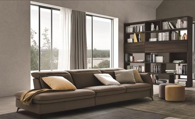 ספה ש קולומביני ברשת הרהיטים אולטימה, 3,5000 שקל (צילום: יחצ חול)