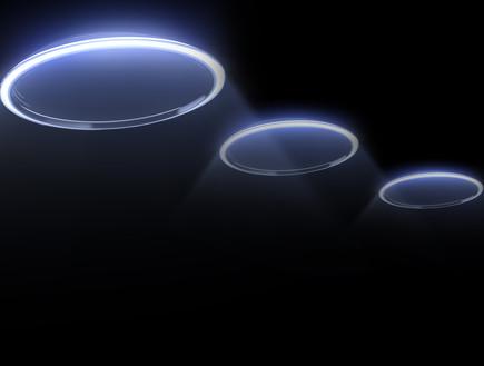 גופי תאורה חדשים, ARTEMIDE ו-Mercedes Benz להשיג בקמחי תאורה - 2