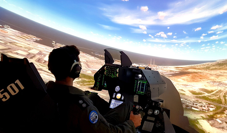 מיזם הטייסת, צילום רבלי (צילום: רבלי)