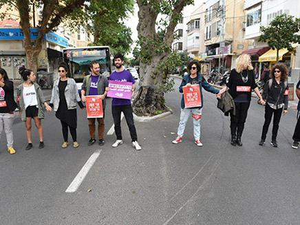התמיכה במחאה למען נשים מתרחבת