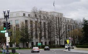 שגרירות סעודיה בוושינגטון הבירה (צילום: SimonP at the English language Wikipedia, חדשות)