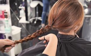 תרומת שיער (צילום: By Africa Studio, shutterstock)
