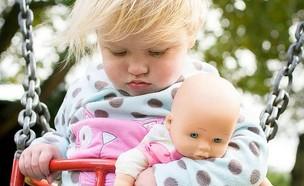 איזי התינוקת (צילום:  Photo by Flash90)