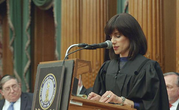 השופטת רחל פרייר (צילום: החדשןת, חדשות)