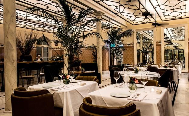 המסעדה (צילום: איליה מלניקוב)