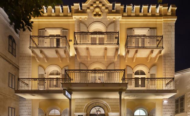 מלון דריסקו (צילום: אסף פינצ'וק)