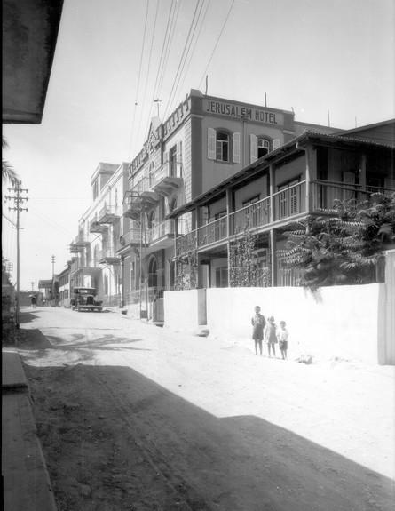 מלון ירושלים במושבה הגרמנית (צילום: יחצ)