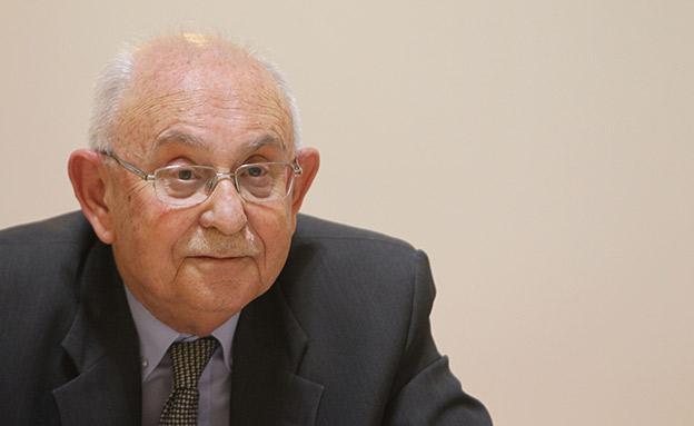השופט בדימוס אליעזר גולדברג (צילום: פלאש 90, חדשות)