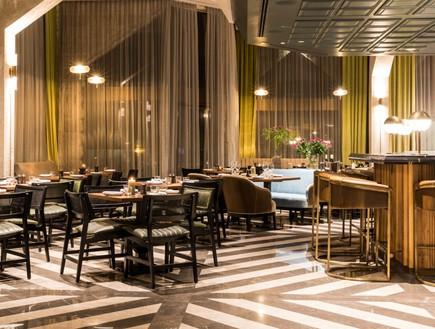 02 ירושלים מלון ענבל מסעדה