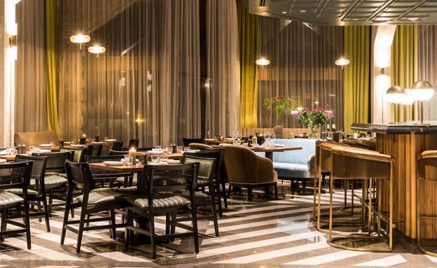 02 ירושלים מלון ענבל מסעדה (צילום: יונתן בן חיים,  יחסי ציבור )