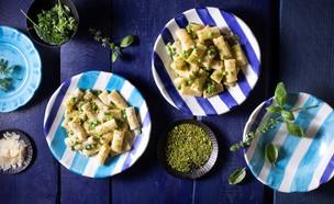 ריגטוני ארבע גבינות   (צילום: דניאל לילה)