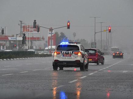 המשטרה נערכת בכוחות מתוגברים (ארכיון)