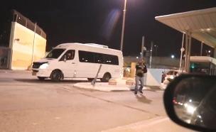 הסרטון שמוכיח: הפלסטינים שיקרו (צילום: חדשות)