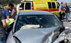 """היכן יש הכי הרבה ומעט תאונות דרכים? (צילום: דוברות מד""""א, חדשות)"""