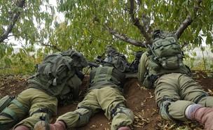 """תפקיד לוחמי הקומנדו (צילום: דובר צה""""ל , באדיבות גרעיני החיילים)"""