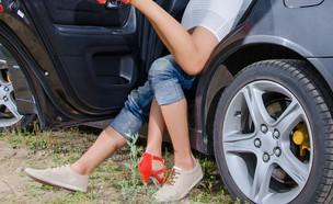 סקס באוטו (צילום: shutterstock | Dmitri Ma)