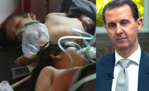 אסד האשים את המורדים, ארכיון (צילום: SKY NEWS, חדשות)