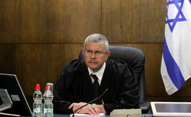 השופט רוזן (צילום: עידו ארז , ynet, חדשות)