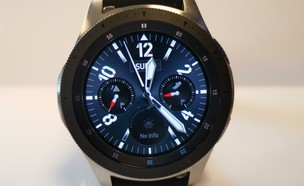 Galaxy Watch (צילום: אהוד קינן, NEXTER)