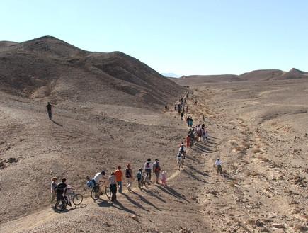 יהל למשפחות - ארכיון בצל התמרים קיבוץ יהל