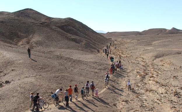 יהל למשפחות - ארכיון בצל התמרים קיבוץ יהל (צילום: ארכיון בצל התמרים קיבוץ יהל)