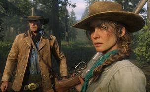Red Dead Redemption 2 (עיבוד: מתוך המשחק)
