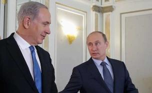 סימן לנרמול היחסים עם רוסיה? (צילום: רויטרס, חדשות)