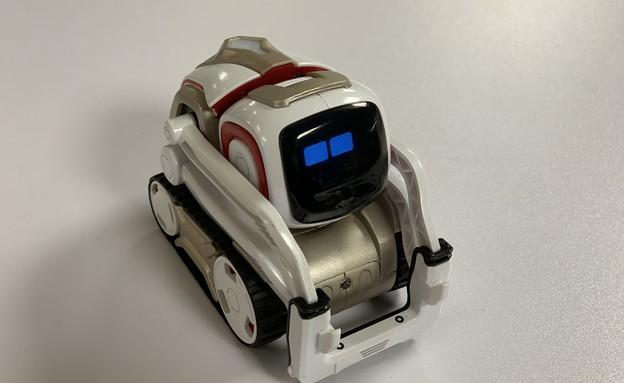 קוזמו הרובוט (צילום: אהוד קינן, NEXTER)