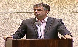 שר הכלכלה, אלי כהן (צילום: ערוץ הכנסת, חדשות)
