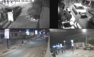 תיעוד: הדקות שקדמו לירי בפלסטיני (צילום: בצלם, חדשות)