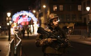 פיגוע ירי בשטרסבורג (צילום: SKY NEWS, חדשות)