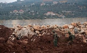 """המבצע בלבנון יתרחב? (צילום: דובר צה""""ל, חדשות)"""