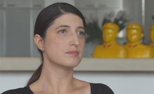 אלינור בשן, בתו של יגאל בשן (צילום: החדשות)