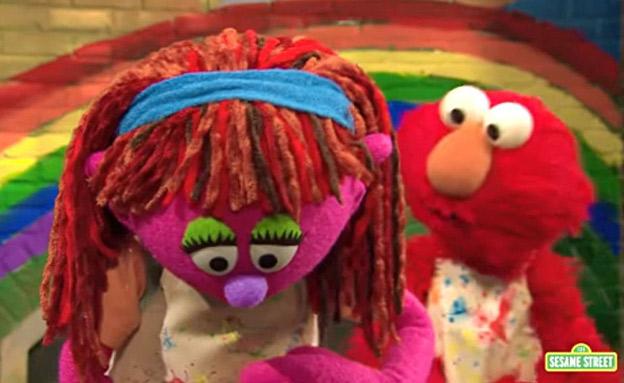לילי הבובה ההומלסית (צילום: Sky News, חדשות)