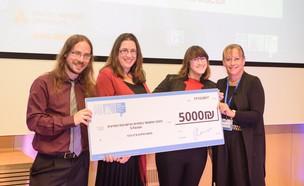 תחרות מכון דוידסון (צילום: אוהד הרכס, מכון ויצמן למדע)