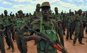 """""""לא מכרתי נשק בדרום סודן"""" (צילום: חדשות 2)"""