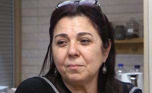 """אילנה ראדה בראיון ל""""אנשים"""" (צילום: מתוך אנשים, שידורי קשת)"""