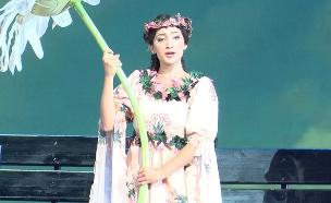 זמרת האופרה נור דרוויש (צילום: החדשות)