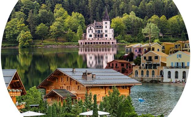 The Alpina-Gstaad (צילום: ורד רוזן)
