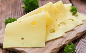 פרוסות גבינה (צילום: HandmadePictures, Shutterstock)