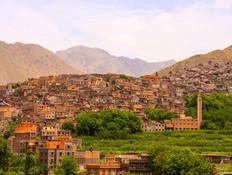 אימליל, מרוקו (צילום: shutterstock)