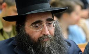 הרב יאשיהו פינטו (צילום: ניב אהרונסון, חדשות)