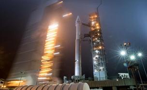 """ארה""""ב רוצה לכבוש את החלל? (צילום: נאס""""א, חדשות)"""