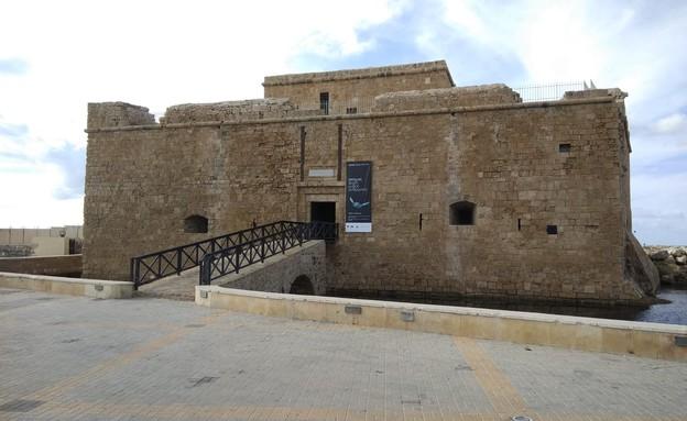 מצודת פאפוס (צילום: אביב בצון)