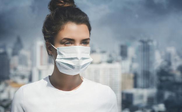 זיהום אוויר (צילום: shuttetstock)