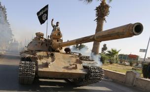 """כוחות דאע""""ש, ארכיון (צילום: רויטרס, חדשות)"""